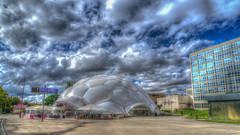 Cielos (Ivan_Fle) Tags: city espaa spain europe flickr sony edificio ciudad valladolid nubes nublado f3 hdr nex vision:mountain=0577 vision:clouds=0911 vision:outdoor=0942 vision:sky=0934