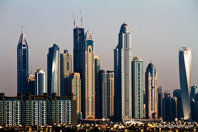 Dubai, The City Of Concrete, From Atlantis, Dubai