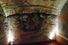 Convento de la Merced celda padre Salamanca Cuzco Peru 08 (Rafael Gomez - http://micamara.es) Tags: en peru cuzco de temple pared la al merced perú convento salamanca padre pinturas frescos celda