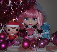 happy PINK Christmas