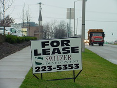 Real Estate Yard Sign | Signarama Lexington, KY | Switzer Development