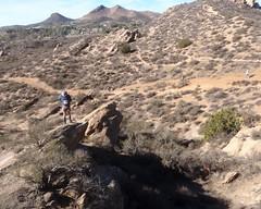 019 The Control Should Be Nearby (saschmitz_earthlink_net) Tags: california control orienteering aguadulce vasquezrocks losangelescounty 2013 laoc losangelesorienteeringclub