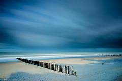 all over the time (Emmanuel DEPARIS) Tags: sea mer france de nikon long exposure north sable cap pas chanel nez plage blanc emmanuel calais manche nord d800 sangatte deparis