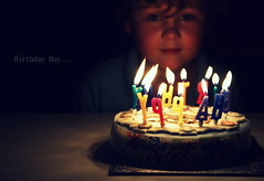 #10 (nickyh2012) Tags: birthday childhood cake candles celebrate