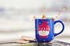 Day 31/365 January Coffee Splash (HugsNotDrugs11385) Tags: coffee 365 splash 31365 coffeesplash nikor50mm14g nikond5100