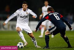 اجمل صور وخلفيات مهارات كريستيانو رونالدو فى ريال مدريد 2013 2014 (4)
