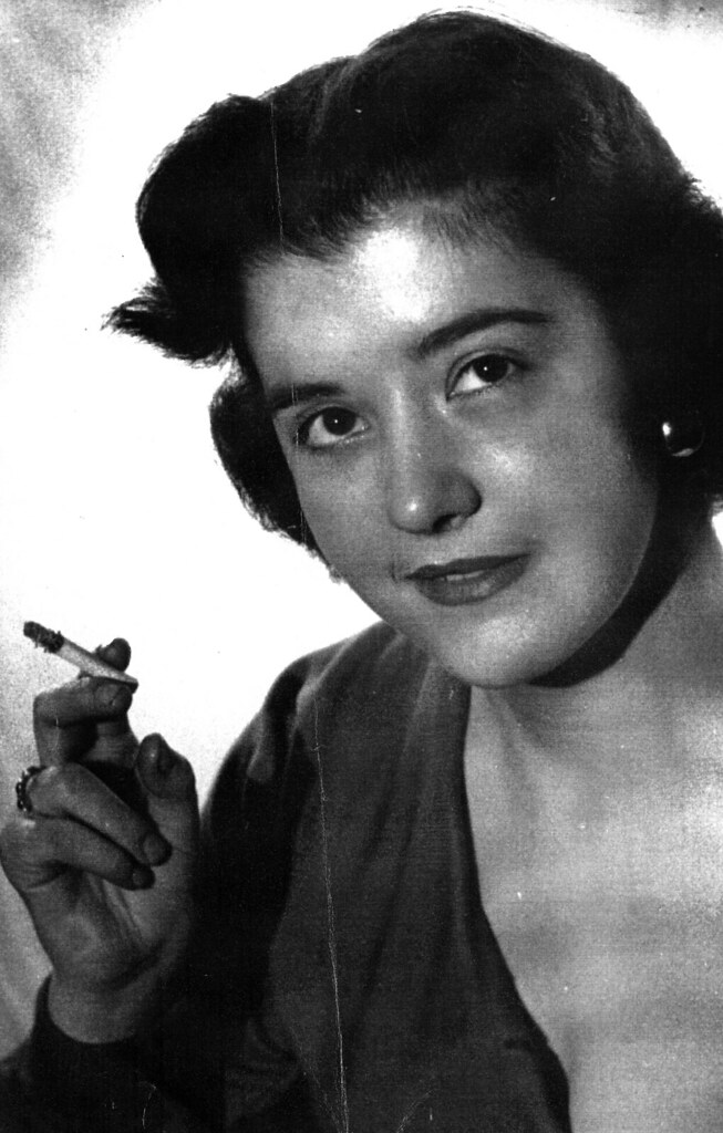 Irene Hanna from Partick 1950s
