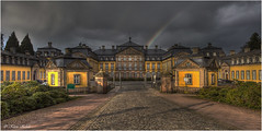 Schloss Bad Arolsen - 19021403 (Klaus Kehrls) Tags: hdr regenbogen schlösser badarolsen impressedbeauty blinkagain flickrstruereflection1 flickrsfinestimages2 flickrsfinestimages3 infinitexposure