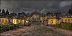 Schloss Bad Arolsen - 19021403 (Klaus Kehrls) Tags: hdr regenbogen schlsser badarolsen impressedbeauty blinkagain flickrstruereflection1 flickrsfinestimages2 flickrsfinestimages3 infinitexposure