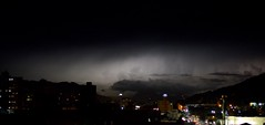 Lightning (daiPhotos) Tags: raios nikon chuva lightning thunder noturnas joinville troves