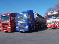 DSCN4973. SN63 ENK MAN tag-axle. & tanker. McPHERSON Aberlour (ronnie.cameron2009) Tags: man truck scotland perthshire scottish lorry trucks macpherson aberlour lorries articulatedlorry articulatedtrucks articulatedlorries tankertankers ballinluigservices bulkliquidtransport scottishlorries liquidbulkhaulage goodscarried carrageofgoods bulkliquidhaulage