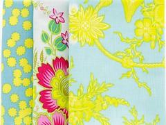 Lucky Girl (clair101) Tags: modern fresh fabric fabrics freespirit luckygirl modernfabric prettyfabric jenniferpaganelli fabricbundles wwwclairsfabricscom