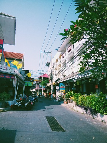 street snapshot at Hua hin