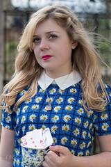 Alice3 (BCK Photography) Tags: portrait hair 50mm nikon makeup stroud avant garde avantgarde sgs 18g d3200 stratfordpark