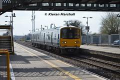2809+2810 arrive into Portlaoise, 16/4/14 (hurricanemk1c) Tags: irish train empty rail railway trains railcar transfer railways irishrail 2810 2014 portlaoise 2800 2809 iarnród éireann iarnródéireann limerickinchicoretransfer