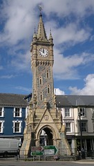 "Machynlleth Clock Tower • <a style=""font-size:0.8em;"" href=""http://www.flickr.com/photos/9840291@N03/13903130534/"" target=""_blank"">View on Flickr</a>"