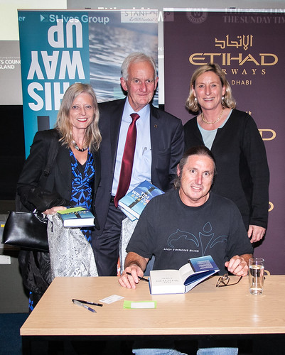 Tim Winton book fan photo