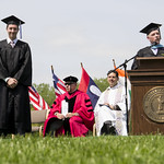 "<b>Luther College Commencement 2014</b><br/> Luther Celebrates the Graduating Class of 2014. Photo taken by Toby Ziemer.<a href=""http://farm4.static.flickr.com/3733/14284046962_e2259d1f6f_o.jpg"" title=""High res"">∝</a>"
