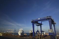 Port de Ste (Michel Seguret Thanks all for 8.400 000 views) Tags: france port puerto boat nikon harbour sete porto barque d800 herault beateau michelseguret