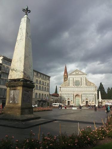 Promenade dans Florence