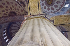 IMG_8694 (storvandre) Tags: travel history turkey site mediterranean istanbul turismo viaggio turkish sultanahmet turchia santasofia storvandre