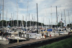South Haven: Dockside Getaways (davelawrence8) Tags: summer usa mi port docks waterfront michigan great lakes lakemichigan greatlakes southhaven 2015 canoneosm