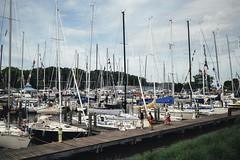 South Haven: Dockside Getaways (davelawrence8) Tags: summer usa mi port docks waterfront michigan great lakes lakemichigan greatlakes southhaven 2015 canoneosm