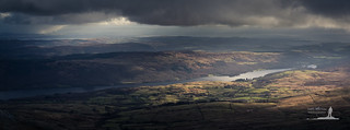 Coniston Panorama