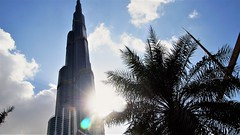 Burj Khalifa @ Dubai (janvandijk01) Tags: burj khalifa dubai united arab emirates arabie arabic highest tower skyscraper 830 meters 829 mall hoogste toren ter wereld world