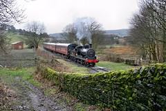 'A' Class numbered as 52322 (Strategic Reserve Films - Rory Lushman) Tags: elr eastlancsrailway townsendfold aclass 52322 12322 steamlocomotive steamengine steamtrain