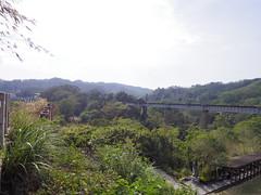 New railway bridge (theq629) Tags: taiwan miaoli sanyi longteng brokenbridge