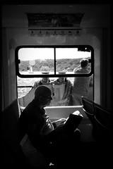 Habits (Albion Harrison-Naish) Tags: sydney sydneyharbour newsouthwales australia ferry sydneystreetphotography streetphotography albionharrisonnaish iphone mobilephotography iphoneography iphonese hipstamatic lowylens blackeyssupergrainfilm jollyrainbow2xflash