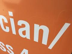 943. Technician (thatianbloke) Tags: technician sansserif lowercase