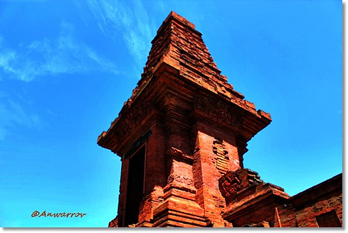 The Top Of The Temple, The Other Side Of Bajang Ratu