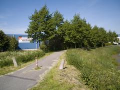 monnickendam-kwadijk-volendam198 (w.wegman) Tags: tram route blauwe volendam edam monnickendam kwadijk