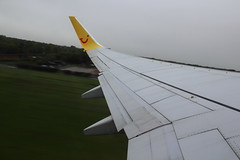Take-Off (Kingsley's Creative Ministry) Tags: boeing winglet takeoff eddh 737800 flgel tuifly runway33
