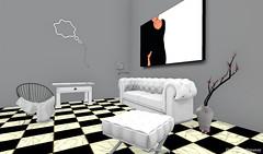 (Shadow Rothmanay) Tags: shadow fashion prime mesh furniture sl secondlife bauwerk kuro thechallenge 22769 dysfunctionaldesigns httpmodeatoutprixblogspotfr rothmanay shadowrothmanay modeatoutprix bywhiskeymonday