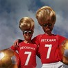 Golden balls (Alex Bamford) Tags: gay 120 film portraits brighton pride parade davidbeckham madeiradrive minoltaautocord 2013 alexbamford fujicolourpro160s wwwalexbamfordcom alexbamfordcom