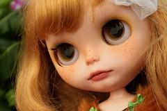 Mi pequeña Zoe