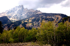 Grant Teton National Park, Wyoming, 2013 (matt-artz) Tags: wyoming tetons grandtetonnationalpark