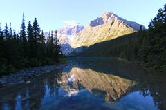 Near Edith Cavell, Jasper National Park, Jasper AB (Anuranjan Roy) Tags: canada jasper banff