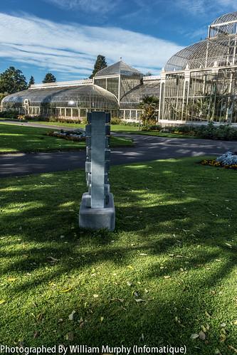 Play By Finn Conlon - Sculpture In Context 2013 In The Botanic Gardens