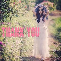 อรุณสวัสดิ์...ขอบคุณครอบครัวและเพื่อนเพื่อนที่แสนอบอุ่นที่คอยอยู่ข้างกันทีี่ทำให้ทุกวันเป็นวันพิเศษและขอขอบคุณทุกท่านสำหรับทุกคำอวยพรและของขวัญทุกชิ้น...ขอบคุณจากใจค่ะ เริ่มต้นวันใหม่ด้วยรอยยิ้มนะคะ #hbdkhunwor