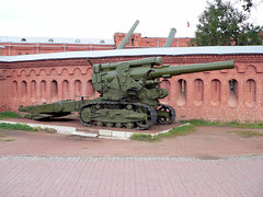 """203mm B-4 Howitzer (7) • <a style=""""font-size:0.8em;"""" href=""""http://www.flickr.com/photos/81723459@N04/9964997144/"""" target=""""_blank"""">View on Flickr</a>"""