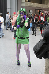 NYC Comic Con 2013 # 8 (icantcu) Tags: nyc newyork nerd comics fun tv geek cosplay awesome games event entertainment fantasy convention scifi movies approved sciencefiction popculture comiccon javitscenter nyccc nycc 2013 nycc2013