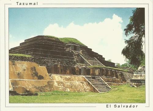 Tazumal