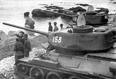 """Tank T-34 (49) • <a style=""""font-size:0.8em;"""" href=""""http://www.flickr.com/photos/81723459@N04/10322638165/"""" target=""""_blank"""">View on Flickr</a>"""