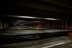 uk urban night dark nikon oct 300 mold van nikkor carpark... (Photo: timothyselvage on Flickr)