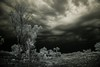 They said rain is on it's way but... (erglis_m (Mick)) Tags: blackandwhite bw storm clouds contrast canon ir blackwhite interesting desert nt katherine canoneos20d infrared dust infraredfilter victoriahighway