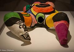 Hon  -  Niki de Saint Phalle (Hans Olofsson) Tags: sculpture art stockholm konst modell modernamuseet hon nikidesaintphalle canong15 modelforhon